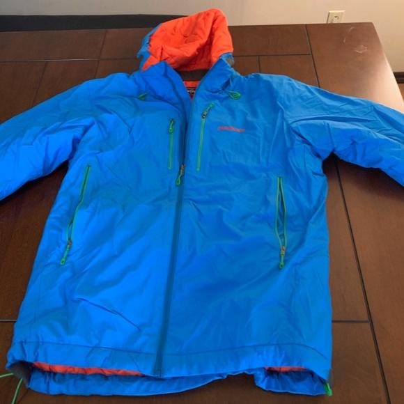 🔥 Patagonia Men's Blue Jacket (XL)